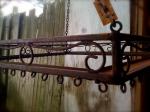 antique pot rack 1