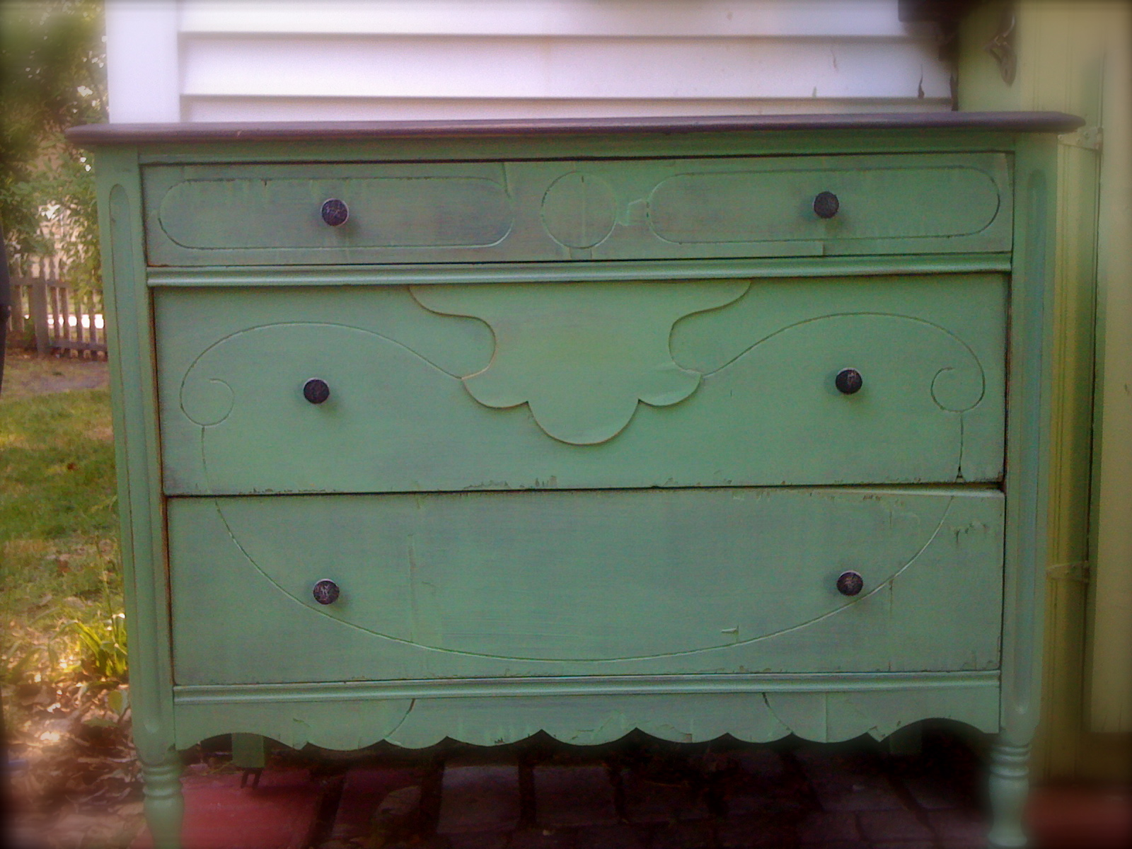 shabby chic dresser oh glory vintage vintage clothing shabby chic repurposed furniture. Black Bedroom Furniture Sets. Home Design Ideas