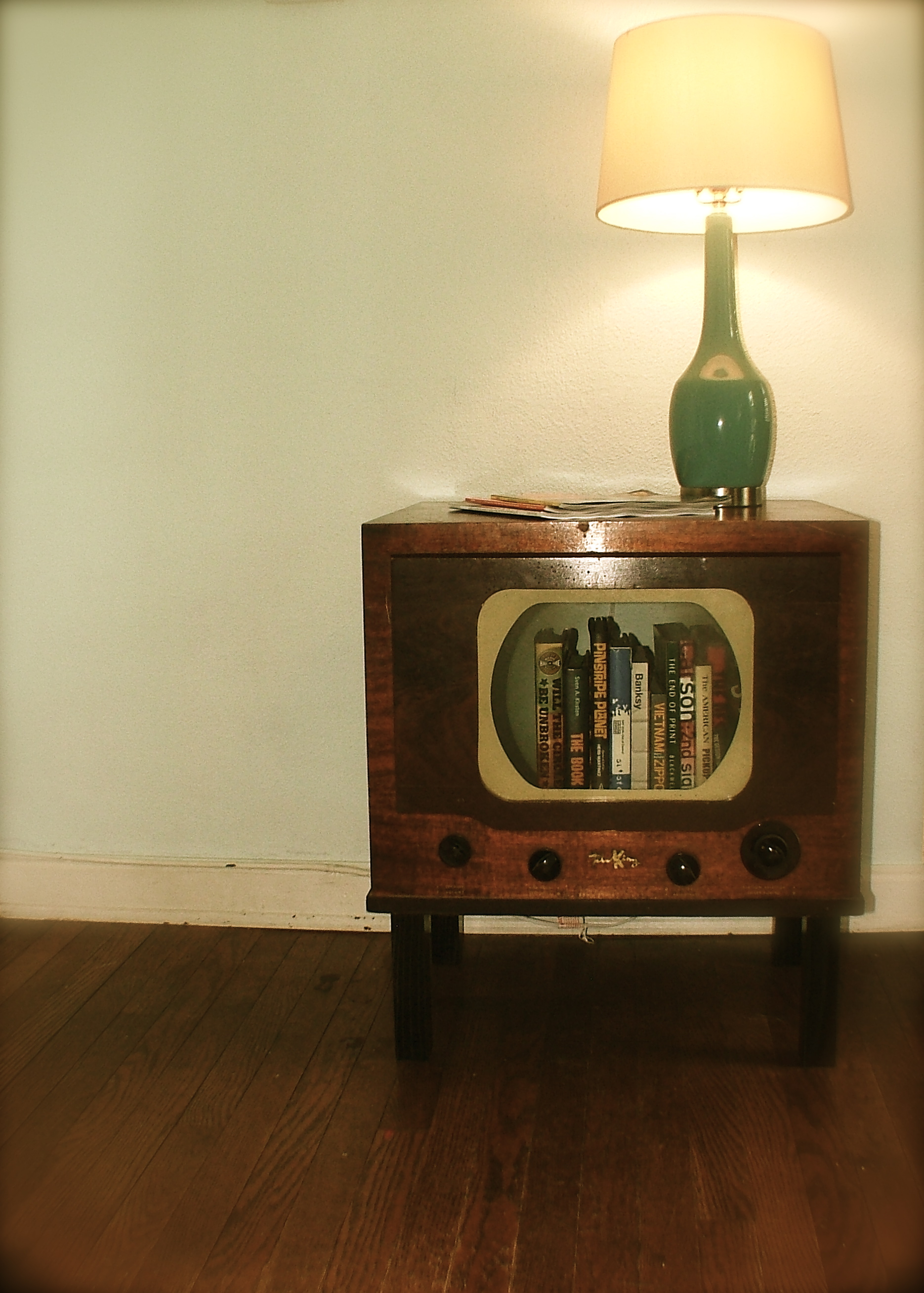1950s Tv Cabinet Home Design Ideas And Pictures # Meuble Tele Vintage