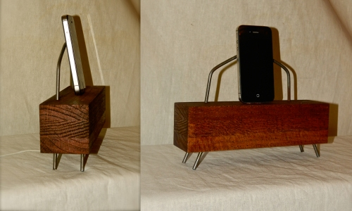Scandanvian IPOD dock
