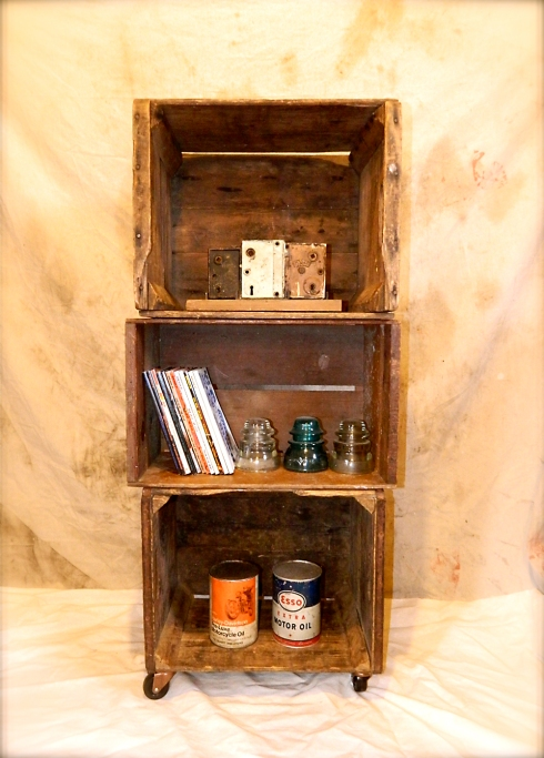 crate bookcase 5