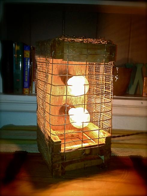 Trap Lamp 1